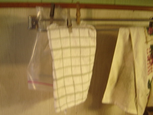 ziplock drying rack