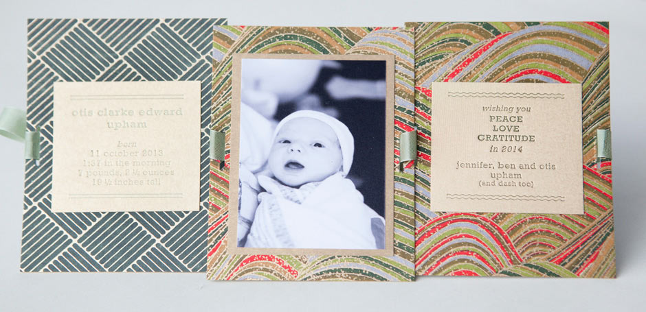 trifold-birth-announcement