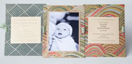trifold-birth-announcement